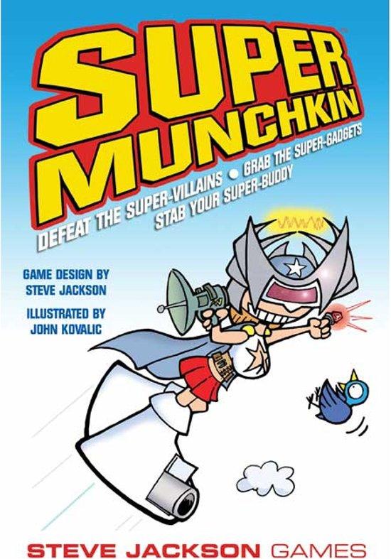 Afbeelding van het spel Super Munchkin