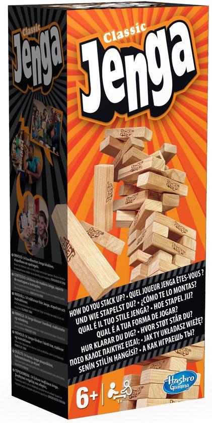 Afbeelding van Jenga Classic - Gezelschapsspel speelgoed