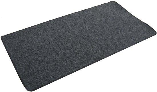 Tapijtkeuze Karpet Samar - 57x120 cm - Grijs