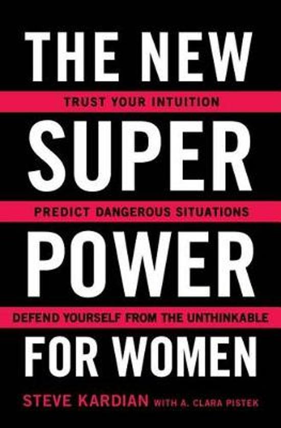 Boek cover New Superpower for Women van Steve Kardian (Paperback)