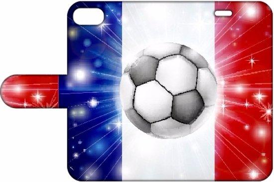 Apple iPhone 7 Uniek Ontworpen Telefoonhoesje Franse Vlag in Nijeveense Bovenboer
