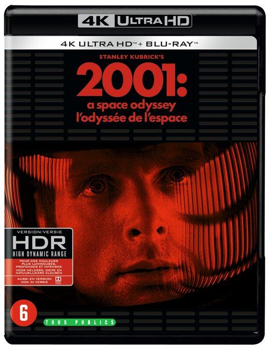 2001: A Space Odyssey (4K Ultra HD Blu-ray)