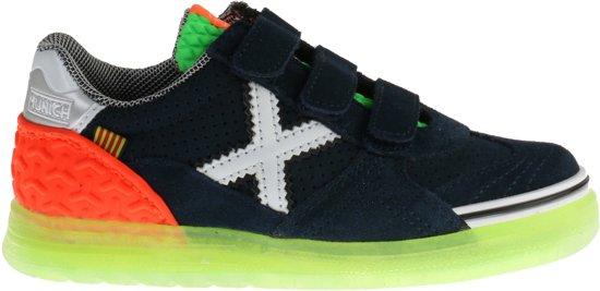 5cae798b6dd bol.com | Munich 1515978 G3 Sneakers Donkerblauw