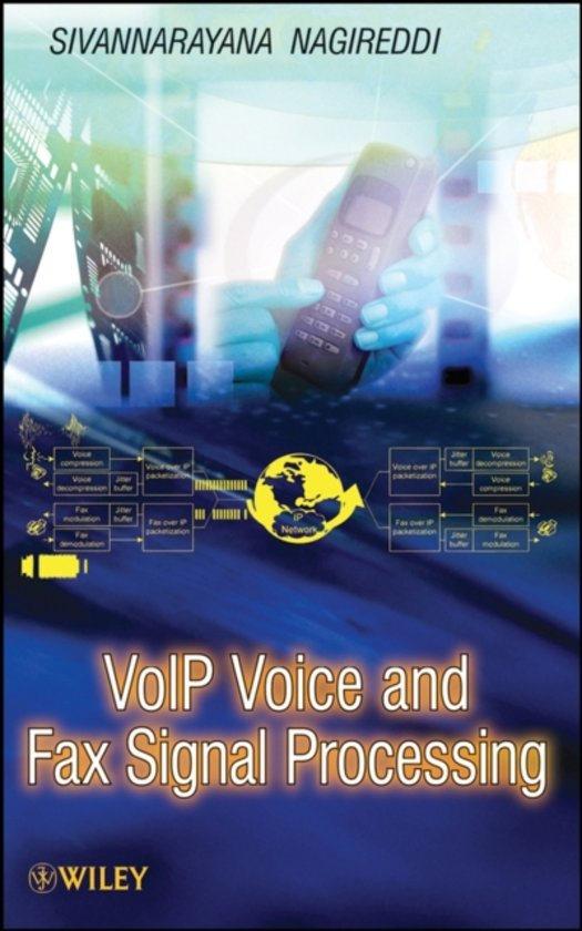 VoIP Voice and Fax Signal Processing