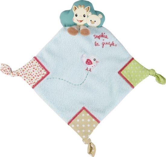 Sophie de Giraf - Knuffeldoekje in geschenkdoosje