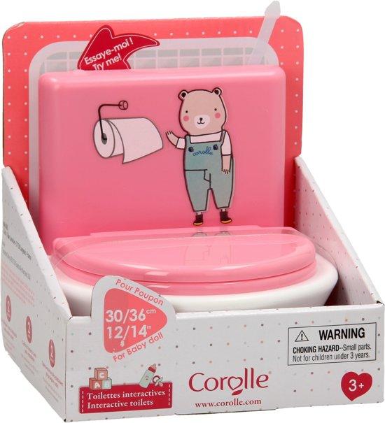 Corolle Mon Grand Poupon accessoire Interactive Toilet