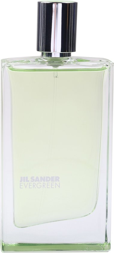 jil sander evergreen eau de toilette 50 ml. Black Bedroom Furniture Sets. Home Design Ideas