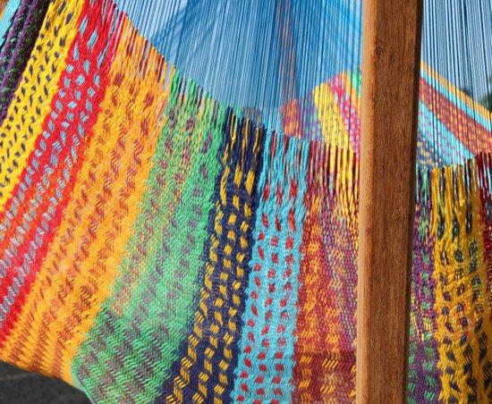 Mexicaanse hangmat tweepersoons - Matrimonial Especial