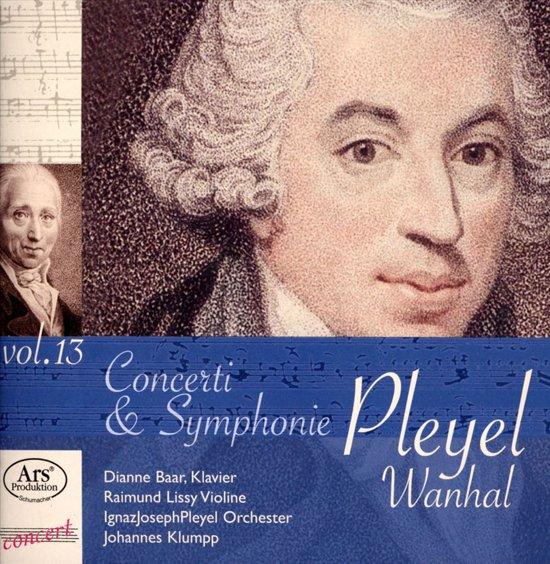 Pleyel Edition Vol13: Concerti & Si