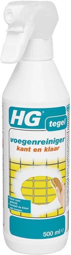 HG Kant en klaar - 500 ml - Voegenreiniger