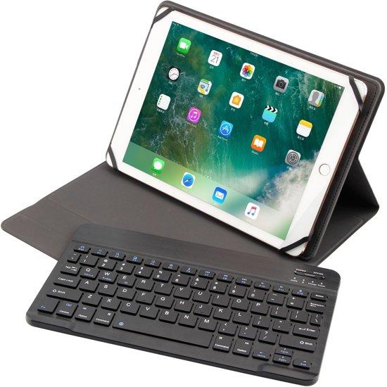 Universele Lenovo Bluetooth Toetsenbord hoes - 10 inch - Zwart