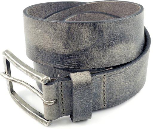 Cornerstone Heren Jeans riem 1649 - Grijs - 85 cm