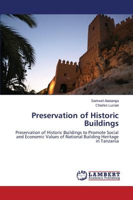 Preservation of Historic Buildings