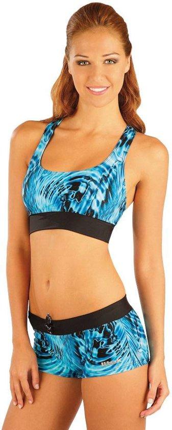 bikini met zwemshort