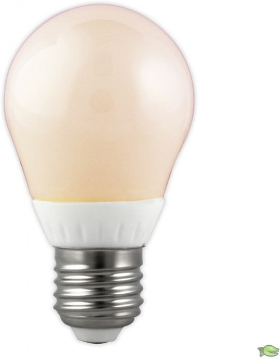 Bol Com Calex Led Lamp Flame 240 Volt 3w E27 200 Lumen 2 Stuks