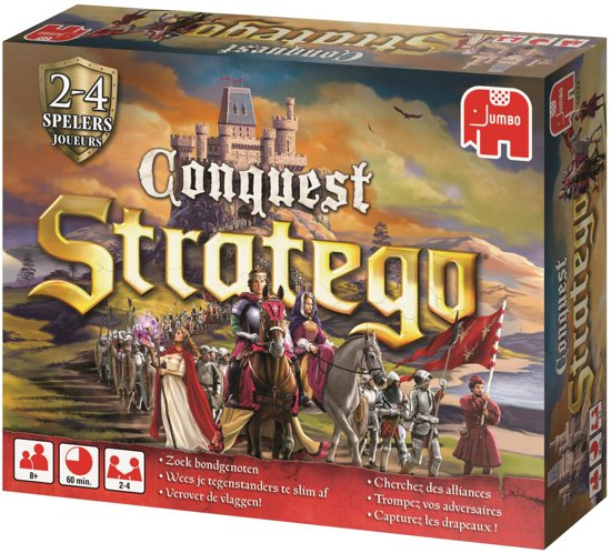 Stratego Conquest - bordspel