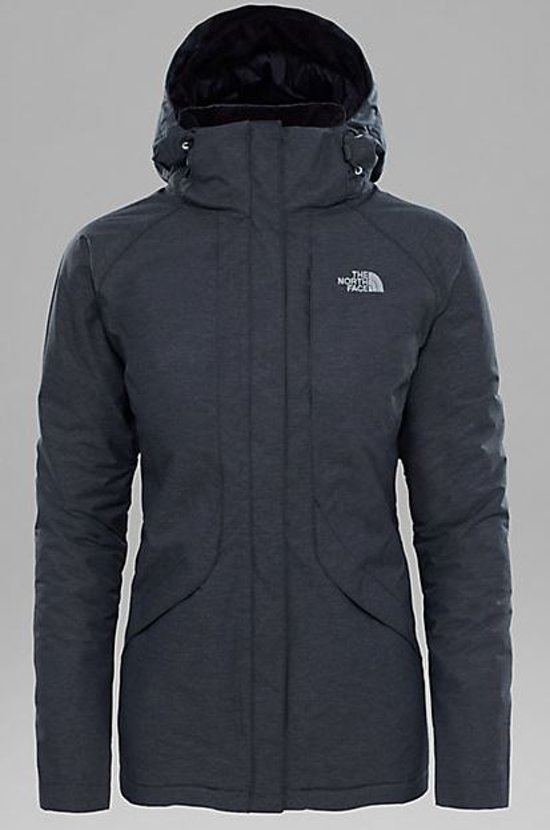 ab9db2be448 The North Face Inlux Insulated - Outdoorjas - Dames - Maat XL - TNF Black