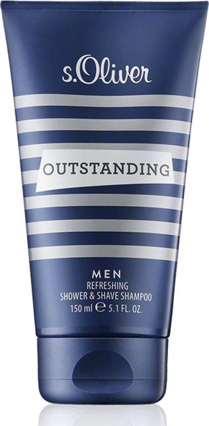 s. Oliver Outstanding Men Shower & Shave Douchegel150 ml