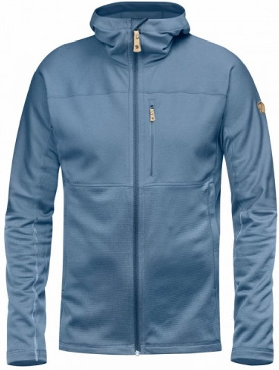 I Ridge Abisko Dames Fleece Trail S Fjallraven Blue ftOqYf
