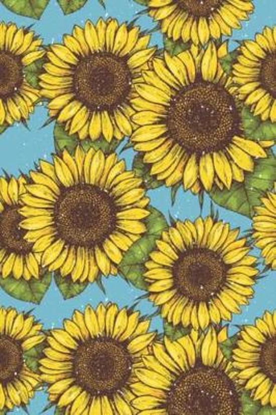 Sunflowers Bullet Journal