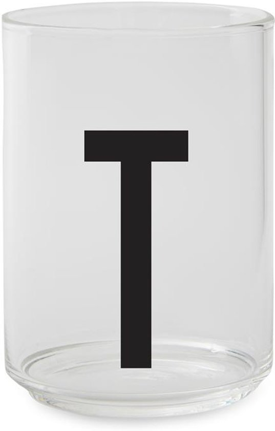Design Letters - Personal drinking glass T