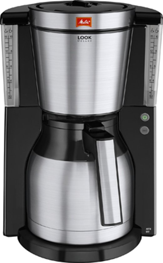 Melitta Look IV Therm DeLuxe Koffiezetapparaat