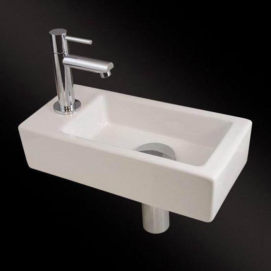 Mini Fontein Toilet : Bol best design one pack fonteincombinatie mini block links