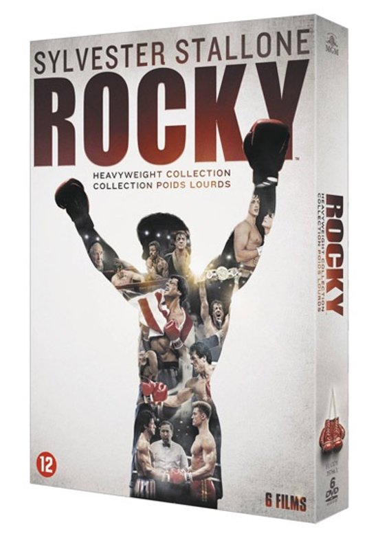 Rocky - Heavyweight Collection - DVD
