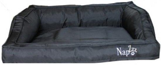 Nap'zzz Waterproof Sofa Zwart 80 x 60 cm