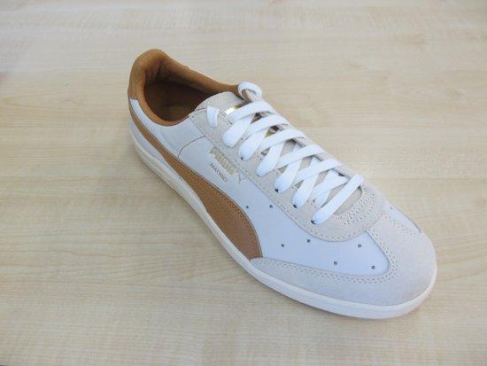 47 White 36380603Maat Tanned Puma Almond Marshmallow Madrid ZiPlwOuTkX