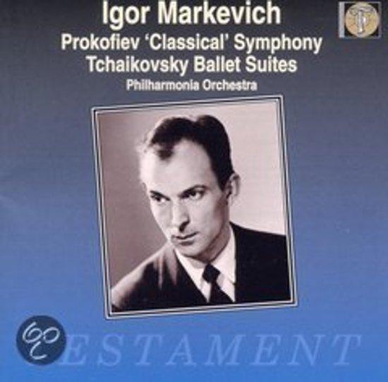 "Prokofiev: ""Classical"" Symphony; Tchaikovsky, etc"