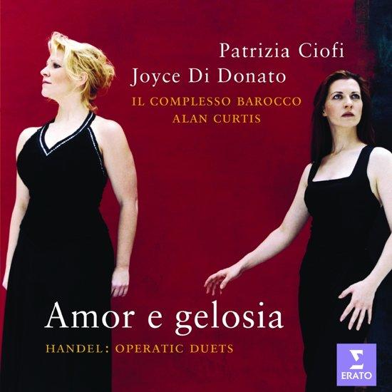 Amor E Gelosia: Operatic Duets