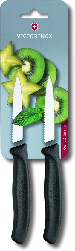 Victorinox Groente-/Schilmes Kartel Set 2-delig