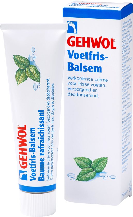 Gehwol Voetfris Balsem - Tube 75ml