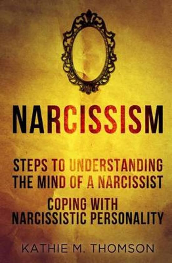 Bol Narcissism 9781505895124 Kathie M Thomson Boeken