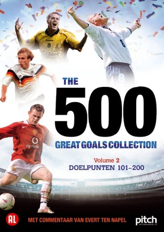Cover van de film '500 Great Goals Vol.2'