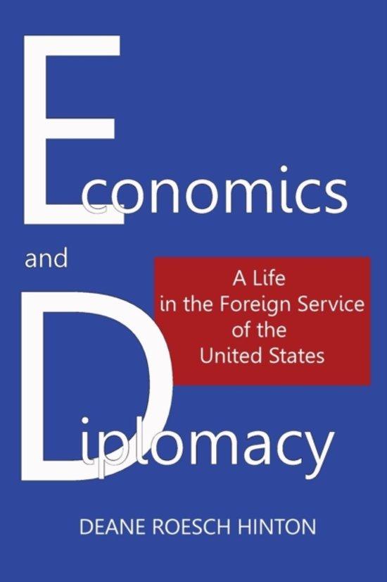 Economics and Diplomacy
