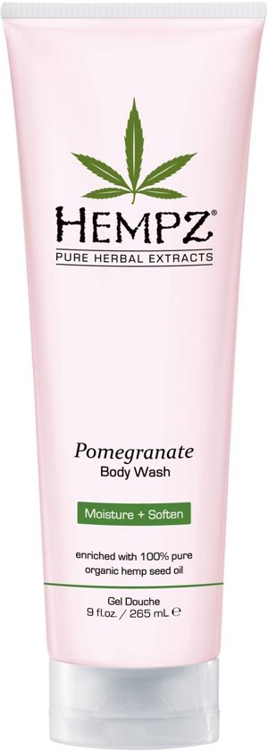 Hempz Herbal body wash Pomegranate