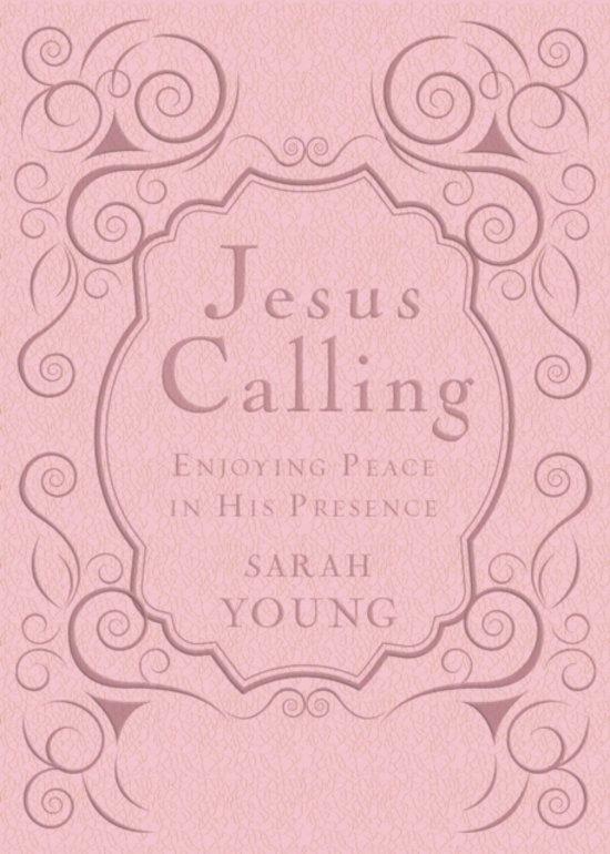 Boek cover Jesus Calling - Deluxe Edition Pink Cover van Sarah Young (Onbekend)