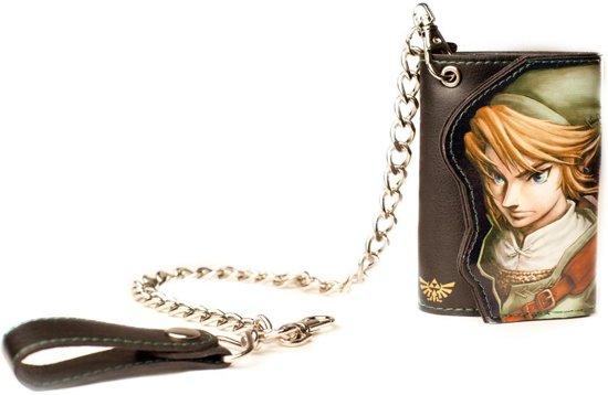 89b0f17dcd7 bol.com | Zelda Portemonnee met Foto print en ketting