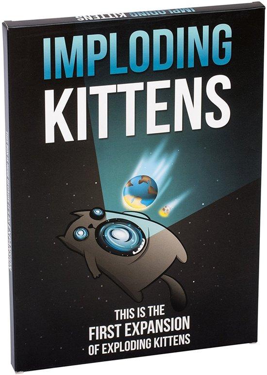 Imploding Kittens - Uitbreiding - Engelstalig