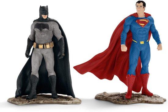 Schleich Batman v SUPERMAN
