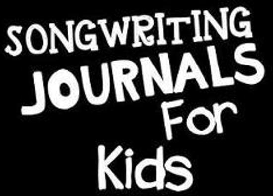 Songwriting Journals for Kids