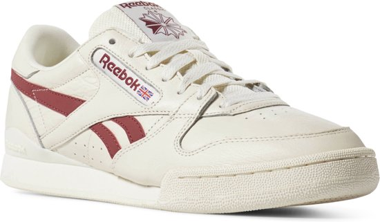 classic 42 Mu Pro Red Reebok 1 meteor White Phase Sneakers Vintage Heren Maat twqF4