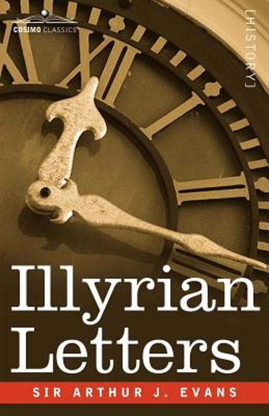 Illyrian Letters cover