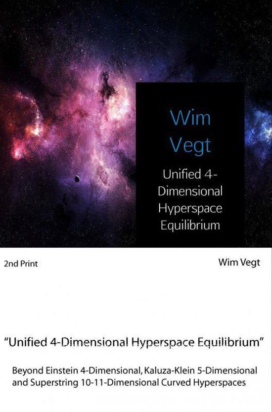 Unified 4-Dimensional Hyperspace Equilibrium