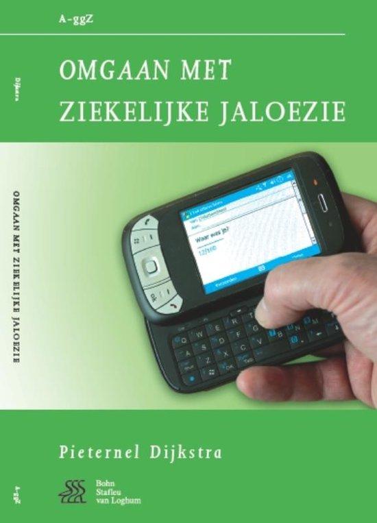 Boek cover Omgaan met ziekelijke jaloezie van Pieternel Dijkstra (Paperback)