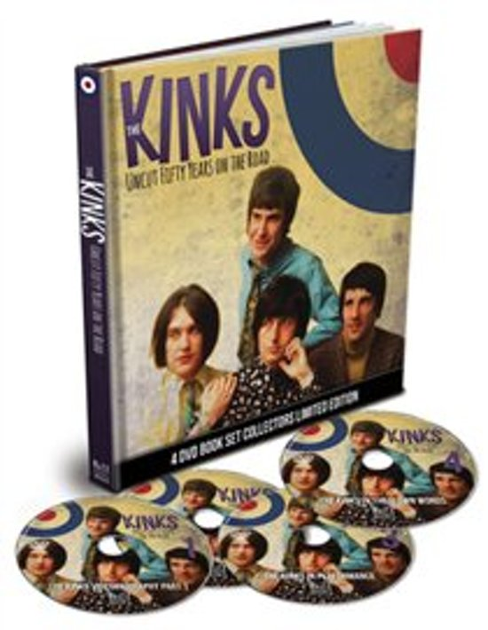 Kinks Uncut: 50 Years on the Road
