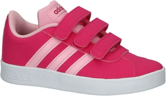 d163d07b2bb Fuxia Sneakers adidas VL Court 2.0 | Globos' Giftfinder