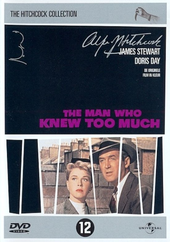Man Who Knew Too Much, The (1956)